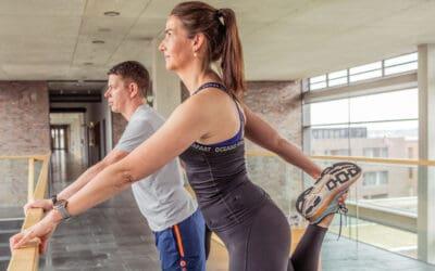Fitness im Beruf